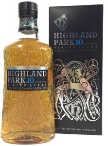 Highland Park 10 Year Old Viking Scars