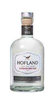 Hofland London Dry gin