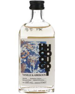 Hooghoudt Vanille & Abrikoos Wadwater Likeur Mini