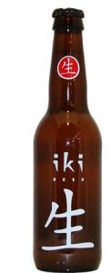 Iki Beer Japan Yuzu