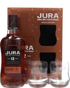 Isle Of Jura 12 Years Giftpack