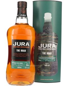 Isle of Jura Sherry Cask Collection The Road