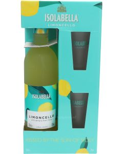 Isolabella Limoncello Giftpack