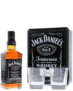 Jack Daniels Original Giftbox 2018