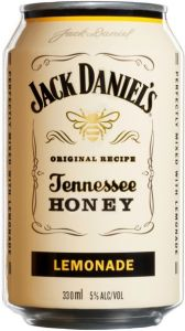Jack Daniels Honey & Lemonade Blik