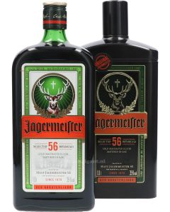 Jagermeister Limited Edition in Tin