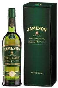 Jameson Limited Reserve 18 Years Green
