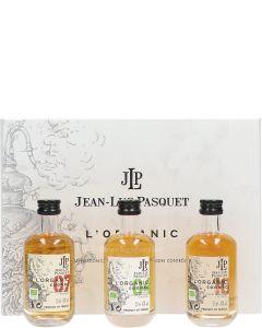 Jean-Luc Pasquet Organic Set 3x5cl