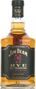 Jim Beam Rye Green