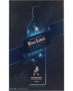 Johnnie Walker Blue Label 200TH Giftpack
