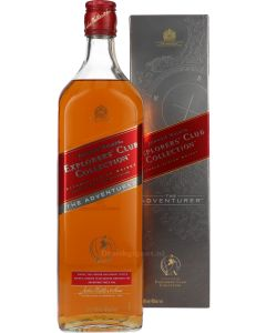Johnnie Walker Explorers Club The Adventurer