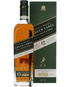 Johnnie Walker Green Label 15 Year