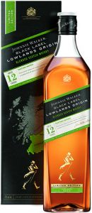Johnnie Walker Black Label 12 Year Lowlands Origin