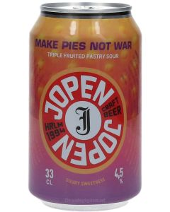 Jopen Make Pies Not War Sour