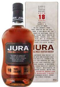 Isle Of Jura 18 Year Travel Exclusive