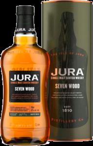 Isle of Jura Seven Wood