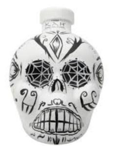 Kah Tequila Skull Blanco