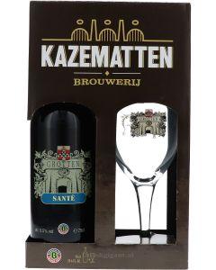 Kazematten Grottenbier Sante Cadeaupakket