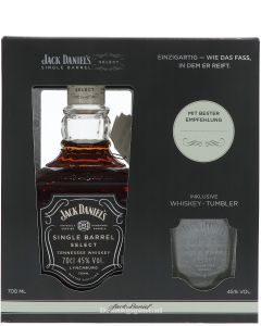 Jack Daniels Single Barrel Select Giftpack