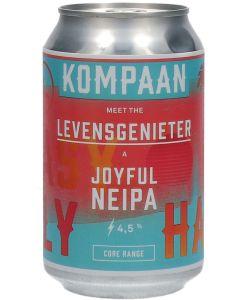 Kompaan Levensgenieter Joyful NEIPA