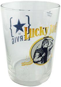 La Lervig Lucky Jack Bierglas