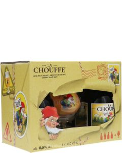 La Chouffe Blond Geschenkverpakking