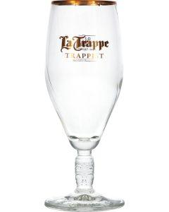 La Trappe Trappist Witbier glas Slank