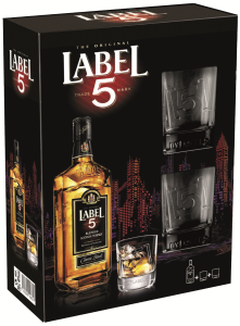 Label 5 Scotch Whisky Giftpack