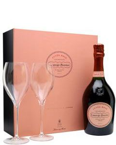 Laurent Perrier Cuvée Rosé Geschenkverpakking