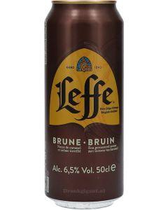 Leffe Bruin Blik