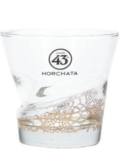 Licor 43 Horchata Likeurglas