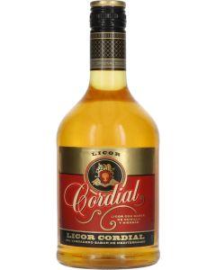 Licor Cordial Vainilla