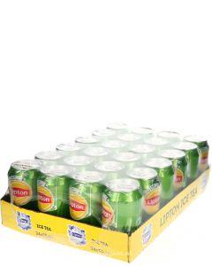 Lipton Green Ice Tea 24x33cl (Tray)