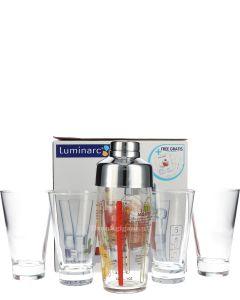 Luminarc Shetland Cocktail Set