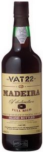 Madeira Vat 22