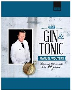 Manuel Wouters around the world in 80 Gin's