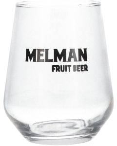 Melman Fruitbierglas Laag