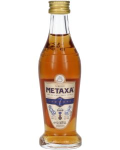 Metaxa 7 Ster Mini
