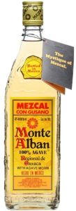 Mezcal Monte Alban