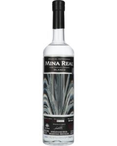 Mezcal Artesanal Mina Real Blanco