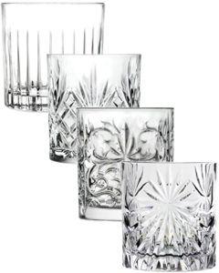 Mixology Cocktail Art/Whisky Glazen Set