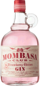 Mombasa Club Strawberry Gin