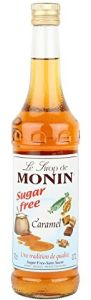 Monin Caramel Sugarfree Siroop