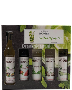 Monin Cocktail Siropen Set