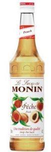 Monin Peche Siroop