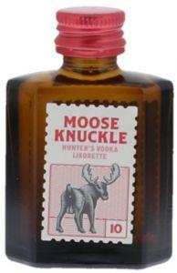 Moose Knuckle Hunter's Vodka Likorette