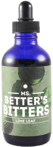 Ms. Betters Bitters Lime Leaf