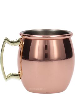 Mule Mini Becker Copper / Koperen Drinkbeker