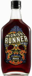 Mustasch Midnight Runner Black Violet