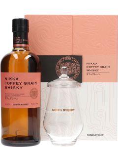 Nikka Coffey Grain Cadeaubox